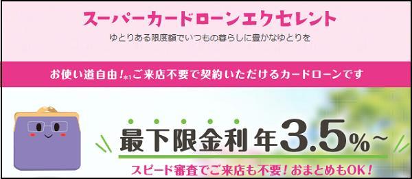 仙台銀行カードローンについて