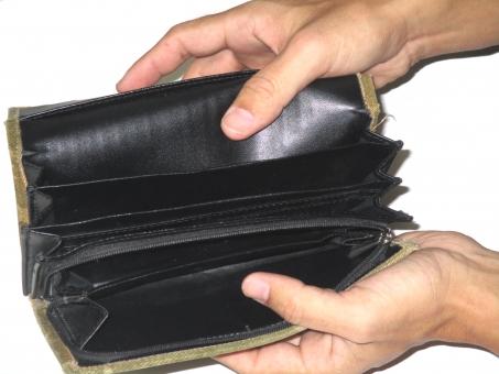 全般的にお金がないとき