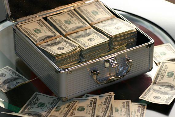 大きな融資には抵当権設定が必須