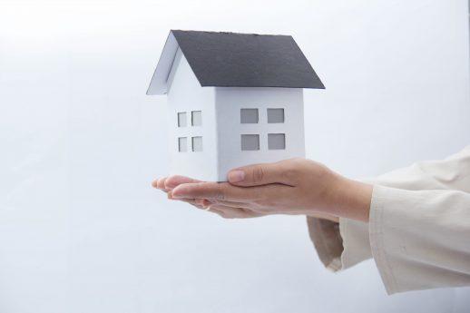 不動産担保の申請証明書の場合