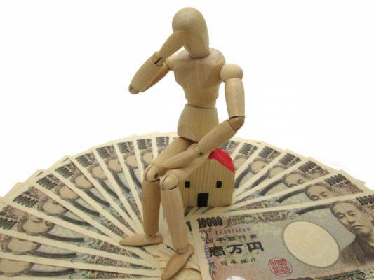 住宅ローン返済負担率がオーバーする場合