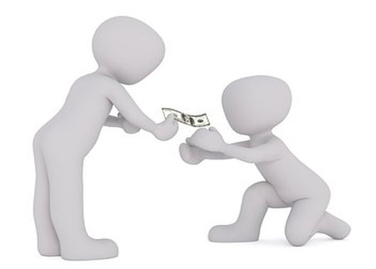 中小消費者金融は現在の返済能力を見る
